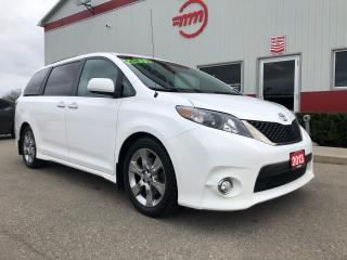Used 2013 Toyota Sienna SE for sale in Tillsonburg, ON