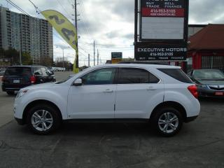 Used 2010 Chevrolet Equinox 1LT / LOADED / ALLOYS / CLEAN / CERTIFIED /STARTER for sale in Scarborough, ON