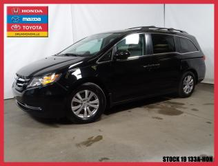 Used 2016 Honda Odyssey Ex +mags+caméra for sale in Drummondville, QC