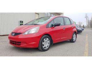 Used 2009 Honda Fit DX for sale in St-Jérôme, QC
