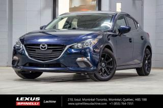 Used 2014 Mazda MAZDA3 Sport Gs-Sky; A/c for sale in Lachine, QC