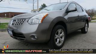 Used 2009 Nissan Rogue SL|NO ACCIDENT|AWD|SUNROOF|AWD|HEATED SEATS|ALLOYS for sale in Oakville, ON