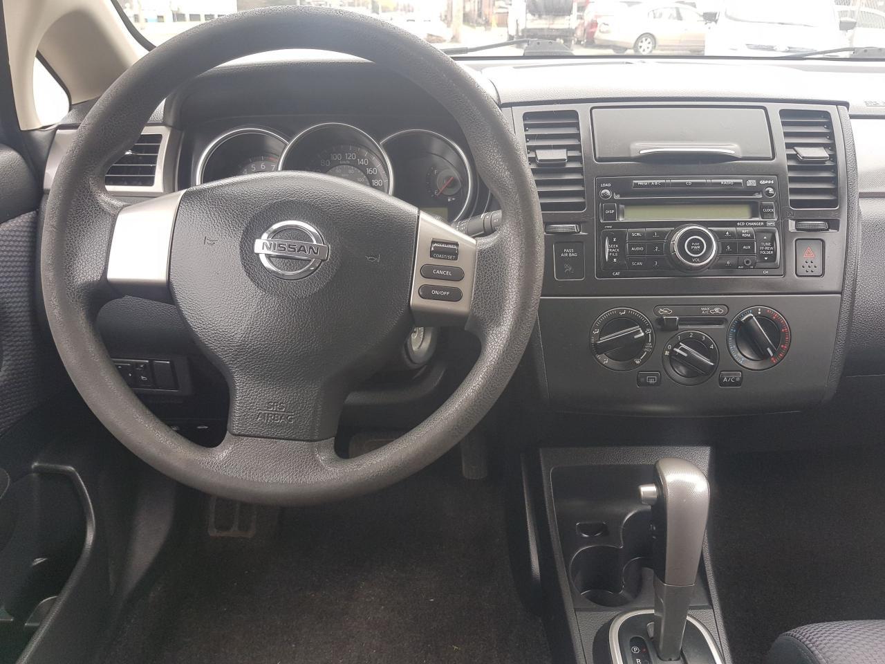 2008 Nissan Versa
