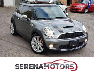 Used 2009 MINI Cooper S | AUTO | FULLY LOADED | NO ACCIDENTS for sale in Mississauga, ON