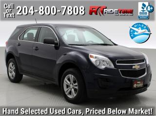 Used 2015 Chevrolet Equinox LS for sale in Winnipeg, MB