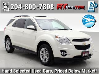 Used 2014 Chevrolet Equinox LT for sale in Winnipeg, MB