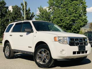 Used 2008 Ford Escape XLT 4WD ONLY 85000KM! for sale in Kelowna, BC