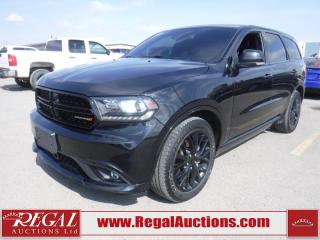 Used 2015 Dodge Durango R/T 4D Utility AWD for sale in Calgary, AB