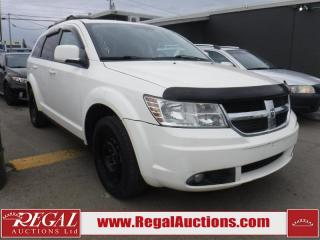Used 2010 Dodge Journey SXT 4D Utility 2WD for sale in Calgary, AB