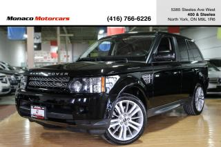 Used 2012 Land Rover Range Rover Sport HSE LUX - NAVI|BACKUP|SUNROOF|HARMAN.KARDON for sale in North York, ON