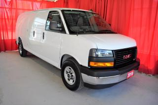 Used 2018 GMC Savana Cargo EXT | 2500 | 6.0L for sale in Listowel, ON