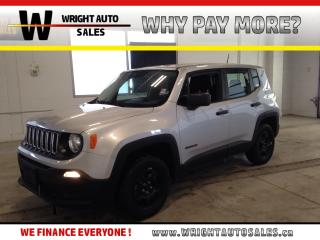 Used 2017 Jeep Renegade Sport 4WD BACKUP CAMERA BLUETOOTH 70,692 KMS for sale in Cambridge, ON