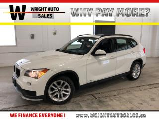 Used 2015 BMW X1 xDrive28i|MOON ROOF|LEATHER|NAVIGATION|99,691 KMS for sale in Cambridge, ON