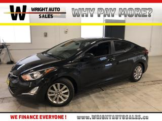 Used 2015 Hyundai Elantra |SUNROOF|BLUETOOTH|78,900 KMS for sale in Cambridge, ON