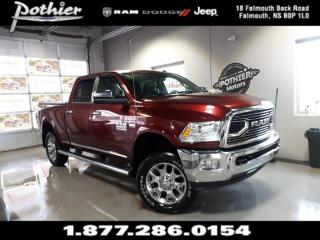 Used 2016 RAM 2500 Longhorn | EXTENDED WARRANTY | LEATHER | SUNROOF | for sale in Falmouth, NS