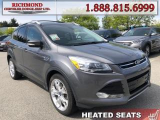 Used 2013 Ford Escape Titanium for sale in Richmond, BC