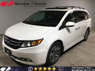 Used 2015 Honda Odyssey Touring| Loaded Options, Remote Starter! for sale in Woodbridge, ON
