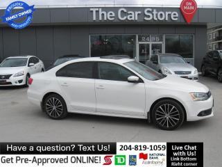 Used 2013 Volkswagen Jetta DIESEL TDI COMFORTLINE SUNROOF htd seat BLUETOOTH for sale in Winnipeg, MB