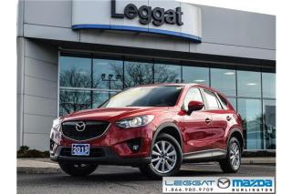 Used 2015 Mazda CX-5 GS - MOONROOF, HEATED SEATS, REAR CAMERA for sale in Burlington, ON