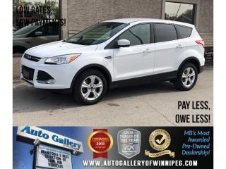 Used 2015 Ford Escape SE *AWD/Htd Seats/Bluetooth/Backup Cam for sale in Winnipeg, MB