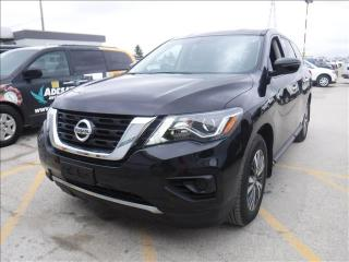 Used 2018 Nissan Pathfinder S *Bluetooth/Backup Cam/V6 for sale in Winnipeg, MB