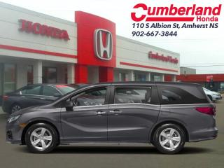 New 2019 Honda Odyssey EX  - Sunroof -  Apple CarPlay for sale in Amherst, NS