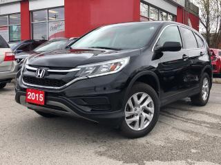 Used 2015 Honda CR-V SE  Roadsport original  low mileage for sale in Toronto, ON