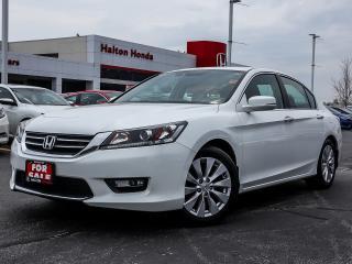 Used 2015 Honda Accord EX-L Sedan CVT for sale in Burlington, ON