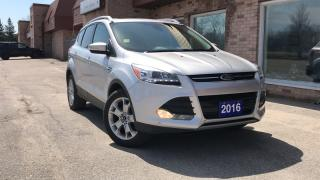 Used 2016 Ford Escape TITANIUM 2.0L 4CYL HEATED SEATS REVERSE CAMERA for sale in Midland, ON