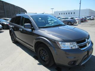 Used 2015 Dodge Journey R/T - ONE OWNER, NO ACCIDENTS for sale in Toronto, ON