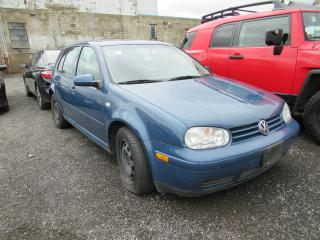 Used 2007 Volkswagen City Golf 2.0 for sale in Toronto, ON