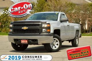 Used 2015 Chevrolet Silverado 1500 4X4 LONG BOX TOW PKG ONLY 69,000 KM for sale in Ottawa, ON