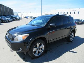 Used 2008 Toyota RAV4 SPORT V6 for sale in Toronto, ON