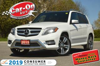 Used 2015 Mercedes-Benz GLK-Class 250 BLUETEC 4MATIC AMG SPORT PKG LOADED for sale in Ottawa, ON
