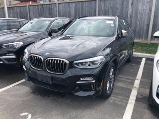 Used 2019 BMW X3 M40i NAVI HEADS UP DISPLAY for sale in Ottawa, ON