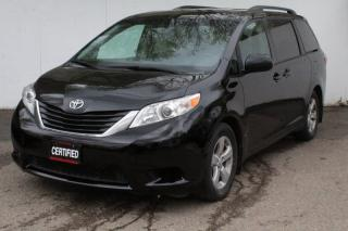 Used 2015 Toyota Sienna LE 8-Pass Power sliding doors for sale in Mississauga, ON