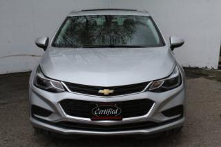 Used 2017 Chevrolet Cruze SOLD for sale in Mississauga, ON