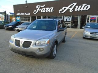 Used 2009 Pontiac Montana Sv6 WB w/1SA for sale in Scarborough, ON