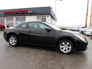 Used 2009 Nissan Altima 2.5 S COUPE AUTO SUNROOF CERTIFIED 2YR WARRANTY for sale in Milton, ON