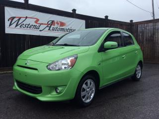 Used 2015 Mitsubishi Mirage SE for sale in Stittsville, ON