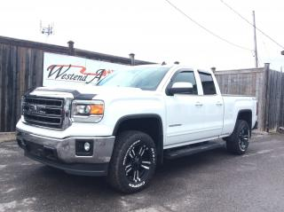 Used 2014 GMC Sierra 1500 SLE for sale in Stittsville, ON