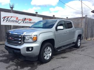 Used 2017 GMC Canyon 4WD SLE for sale in Stittsville, ON