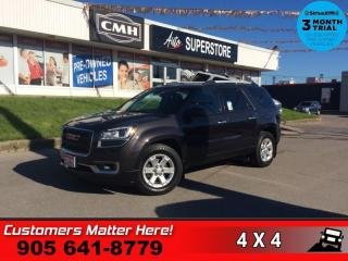 Used 2016 GMC Acadia SLE2 for sale in St. Catharines, ON