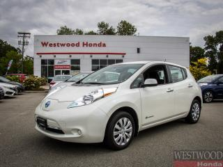 Used 2017 Nissan Leaf S 30 KW battery for sale in Port Moody, BC