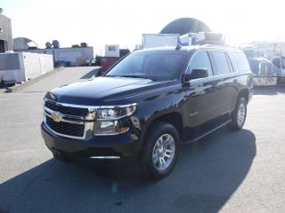 Used 2018 Chevrolet Tahoe LS 4WD With 3rd Row Seating for sale in Burnaby, BC