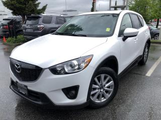 Used 2014 Mazda CX-5 GS for sale in North Vancouver, BC