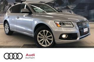 Used 2016 Audi Q5 2.0T Progressiv + Pano Roof | Keyless | LED for sale in Whitby, ON