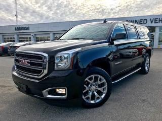 Used 2018 GMC Yukon XL SLE Heated Leather|8 Pass|20-Inch Rims| for sale in Mississauga, ON
