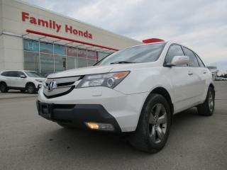 Used 2008 Acura MDX Elite Package for sale in Brampton, ON