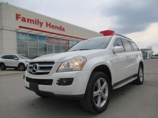Used 2009 Mercedes-Benz GL-Class GORGEOUS CONDITION! for sale in Brampton, ON